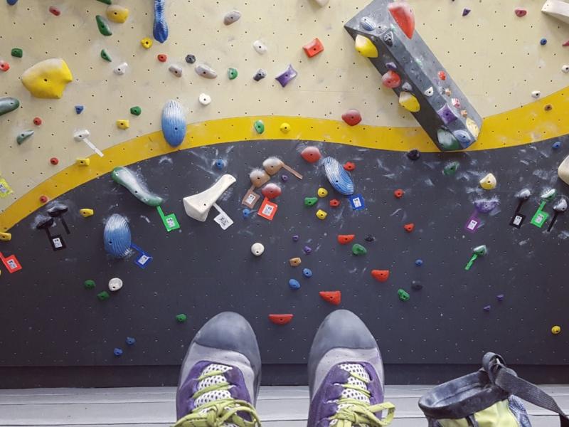 Climb on.