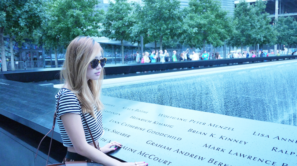 It was great to visit the 9/11 Memorial Site while we were in New York. We will never forget.