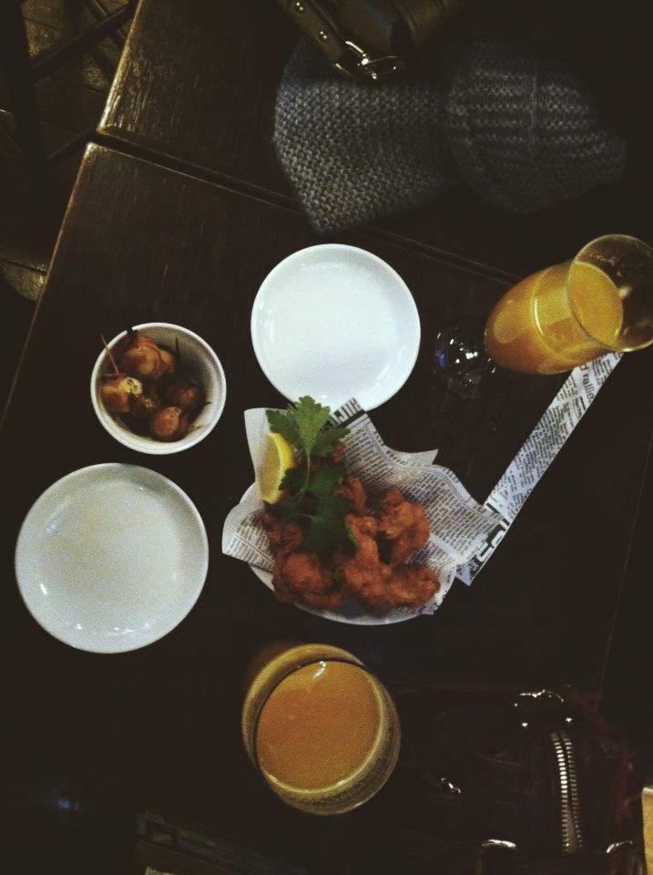 [mango beer,  82 Ale House , Akihabara, Tokyo]