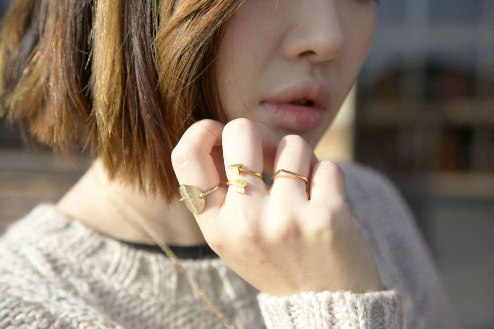 [index: Black Market, middle: c/o Petit Sesame, ring: c/o Amarilo]