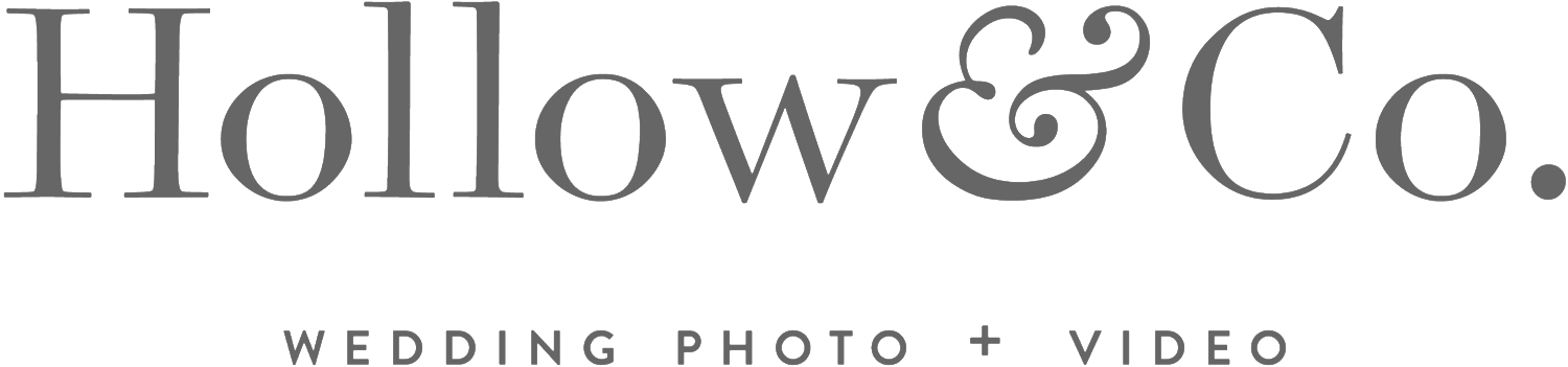 Hollow & Co. - Wedding Photographer & Videographer
