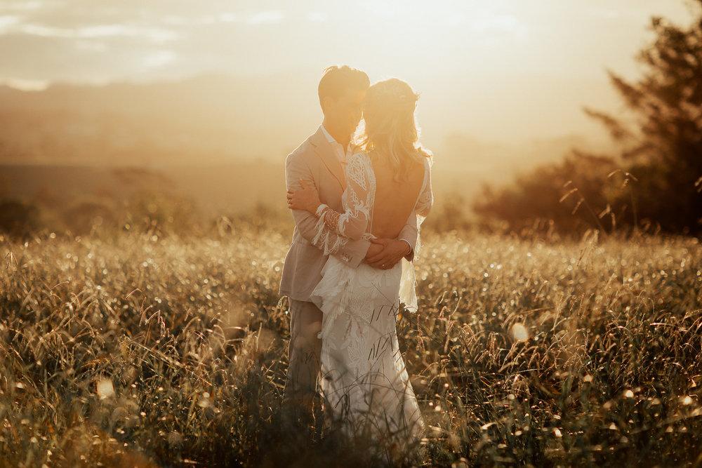 Jessie & Riki - Matakana Wedding Photography