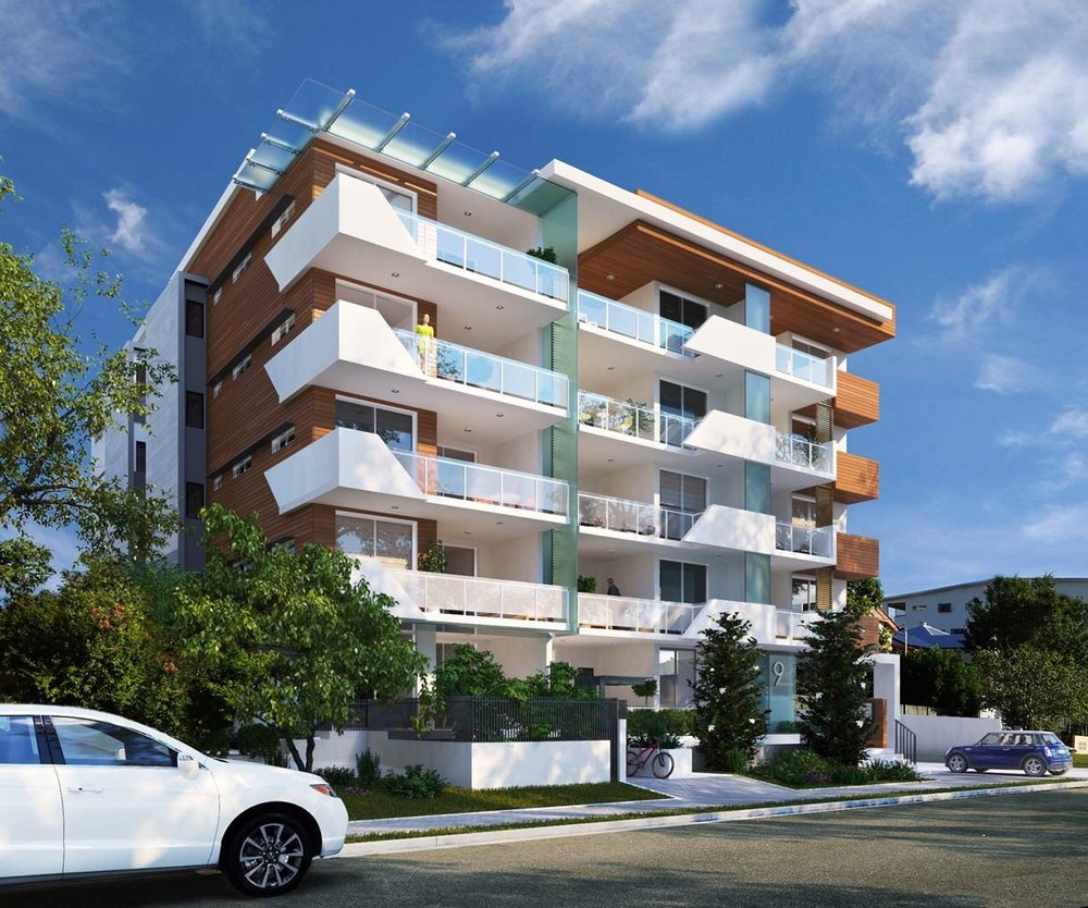Huntington Residences Lutwyche