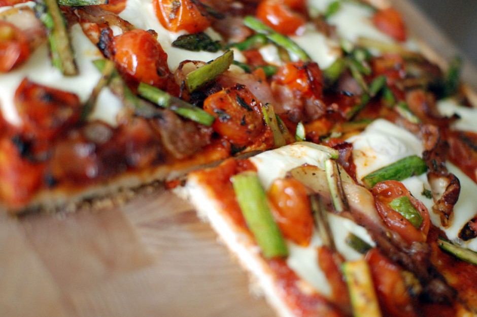 This mouth watering pizza can be made easily and affordably.
