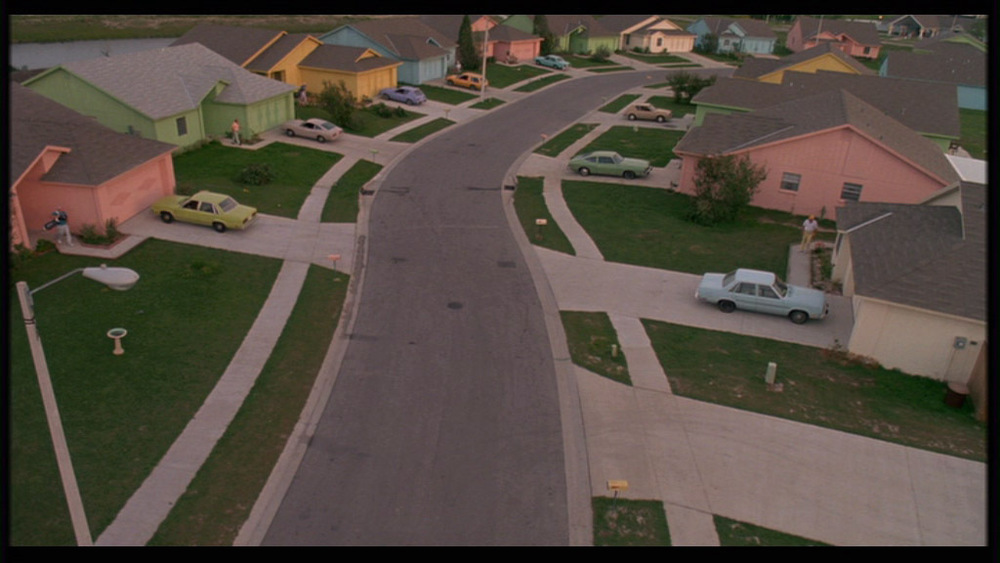 suburbia could not tame Edward Scissorhands