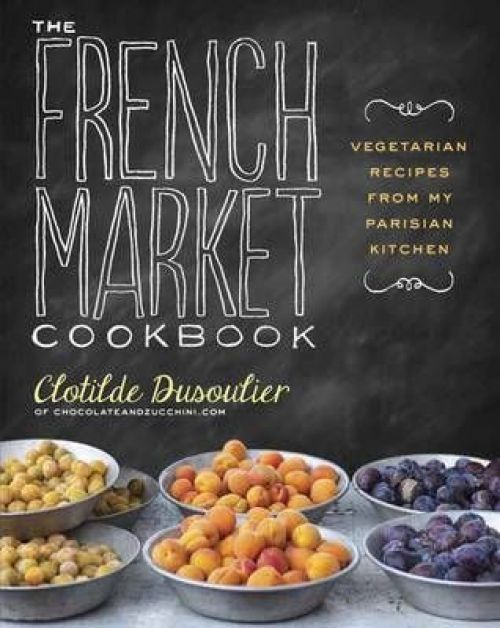 french market veggie cover Cotilde Dusoutier