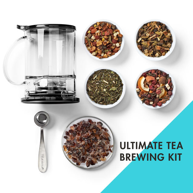 Teavana Ultimate Black Tea Brewing Kit
