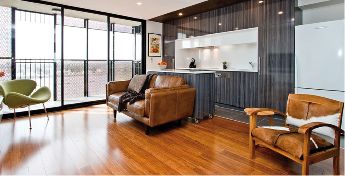 VIEWS @ ART (ADELAIDE)  Stay in contemporary style at this executive appointed and fully self-contained space in Adelaide's newest boutique buildings - Art Executive.