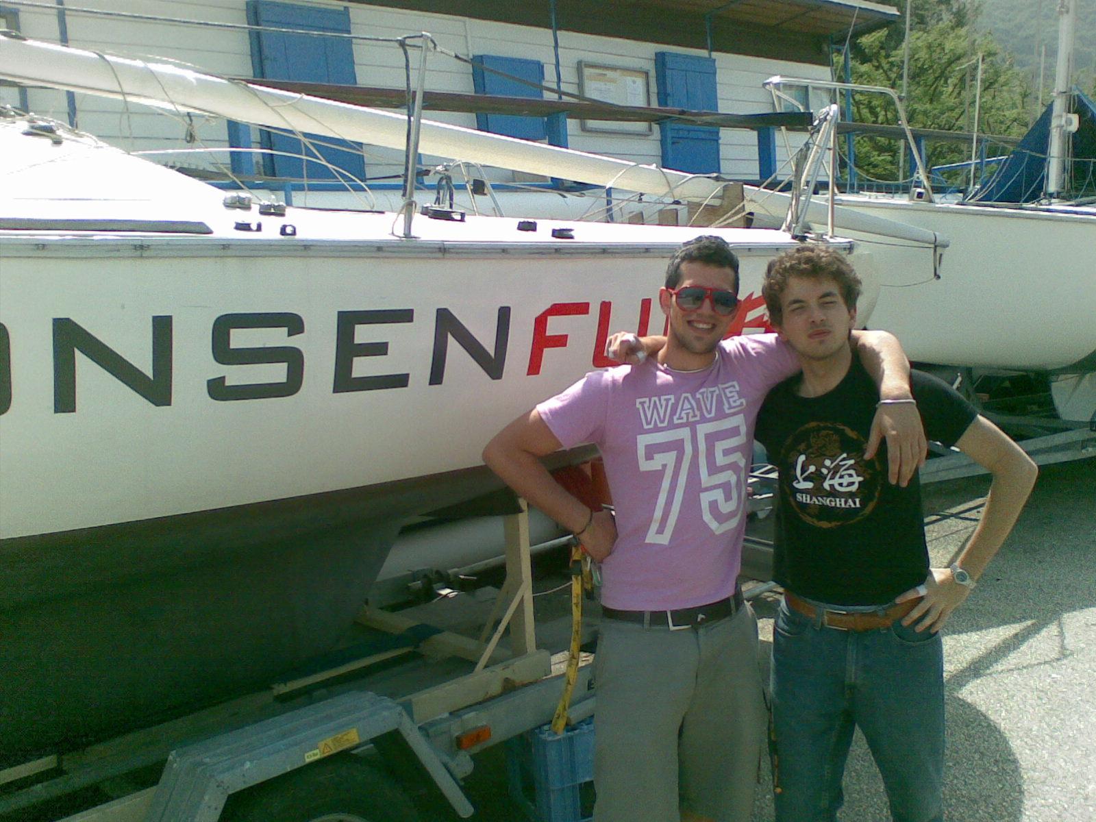 Francesco e Alberto (tattico dell'equipaggio)