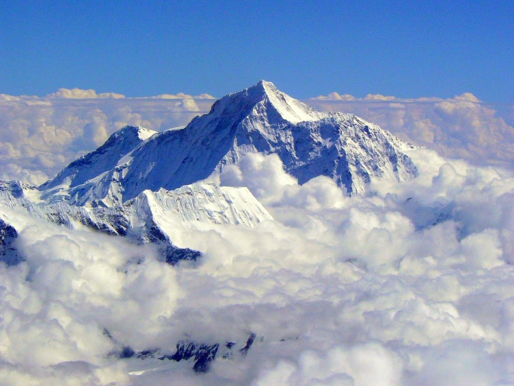 Il monte Everest