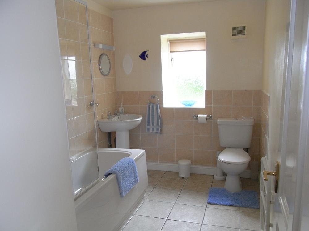 Daleview Cottage Bathroom