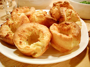 Great Yorkshire Puddings