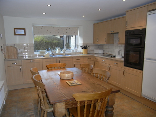 A Kitchen in Our Self Catering North Yorkshire Cottages