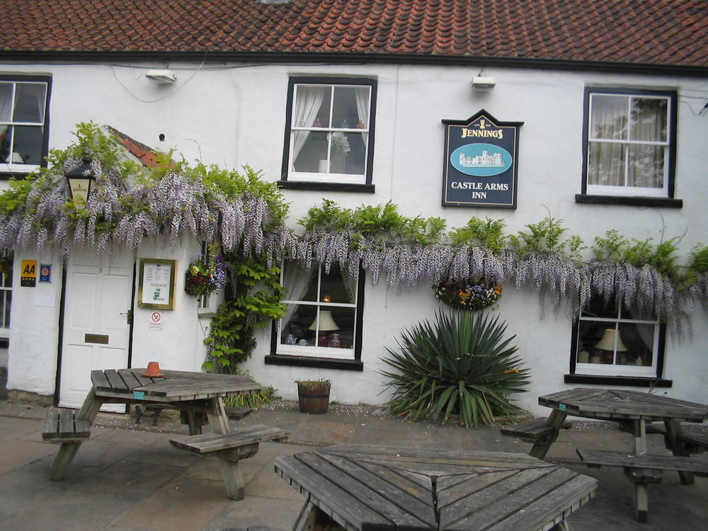 Castle Arms, Snape