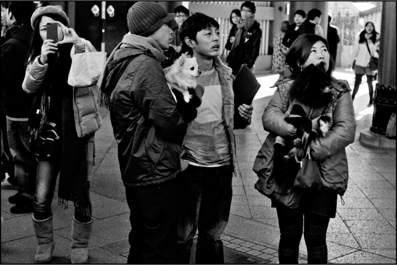 Asakusa, Tokyo, Japan. 2011. on Flickr. Callan Tham