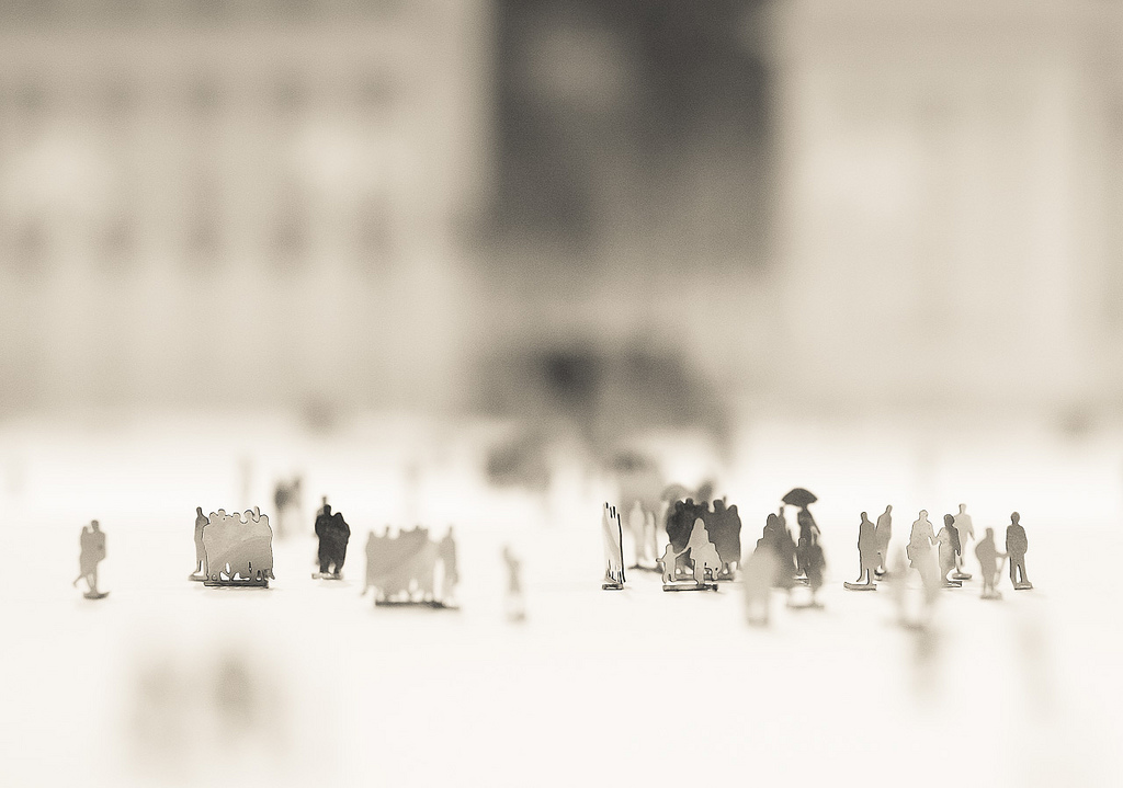 The Little People © Tham Jing Wen 2012. All rights reserved.