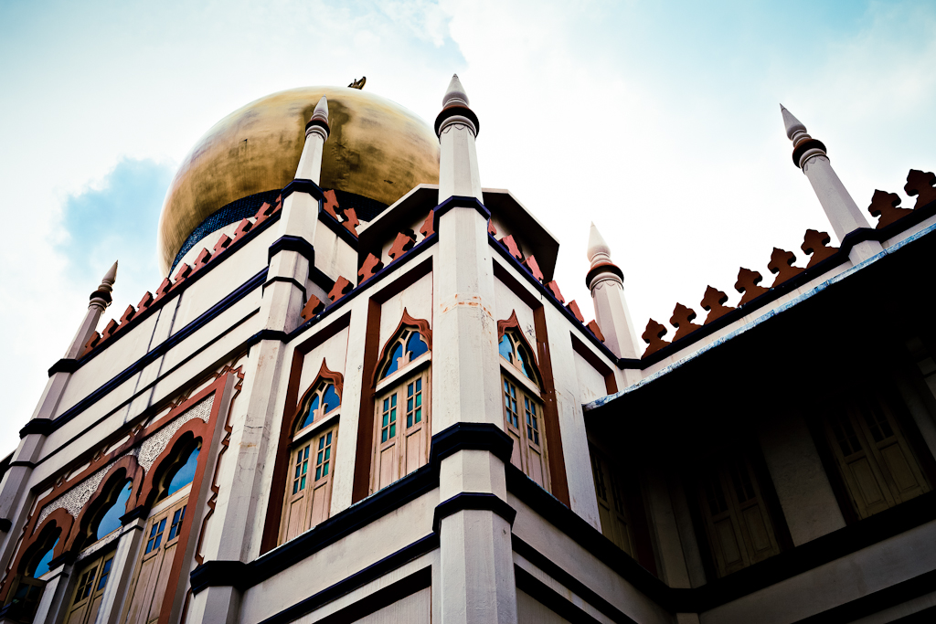 Masjid Sultan    © Tham Jing Wen 2012. All rights reserved.