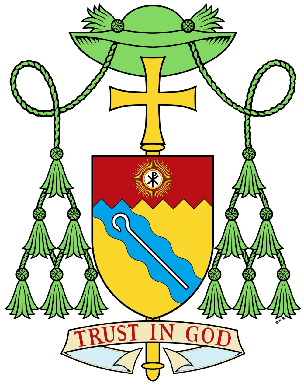 - 7th BISHOP OF THEDIOCESE OF DUNEDIN