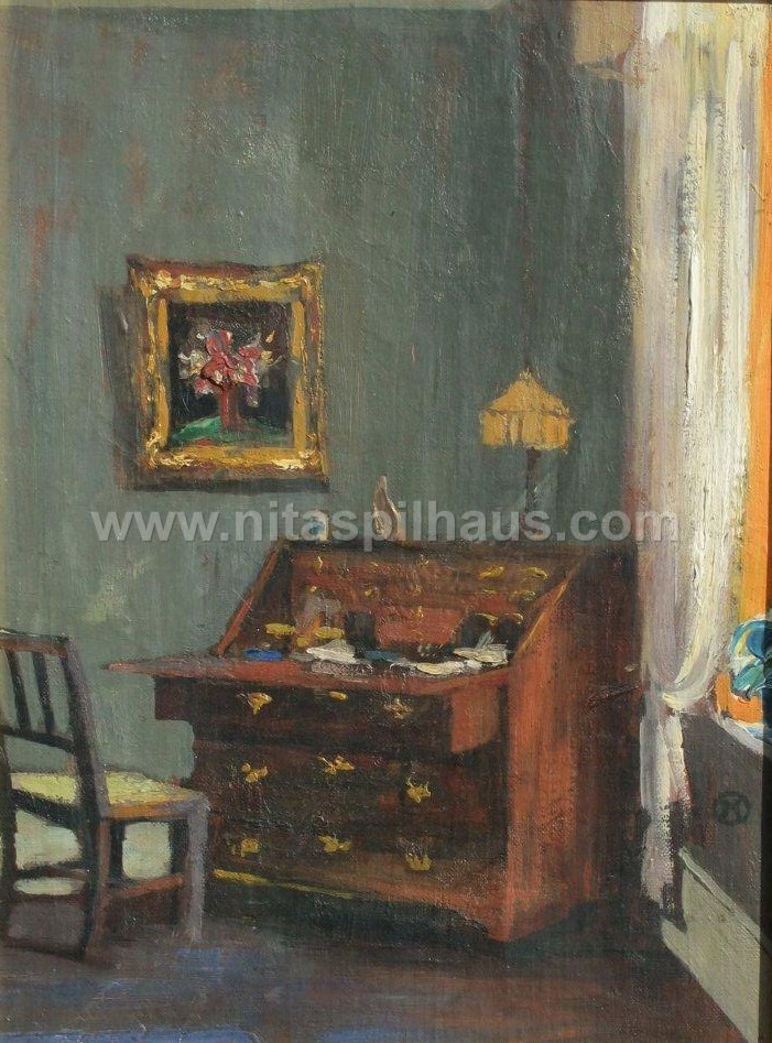 Interior, Oil, Collector 31