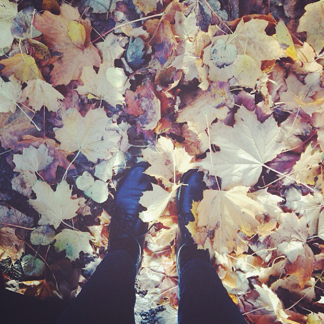 #autumn #sweden #vscocam (at Helsingborg)