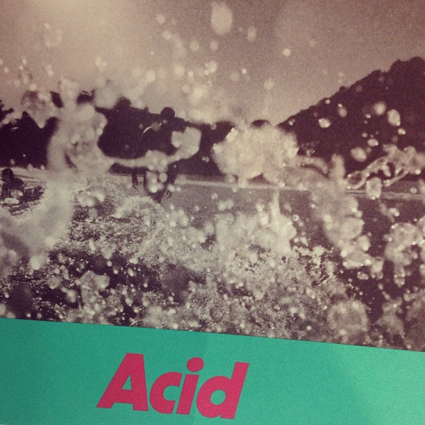#acid (at Tate Modern Bookshop)