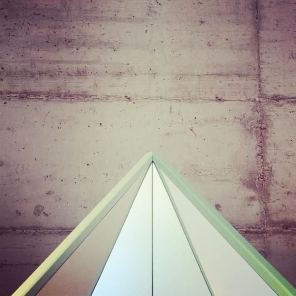 #pyramidmirror
