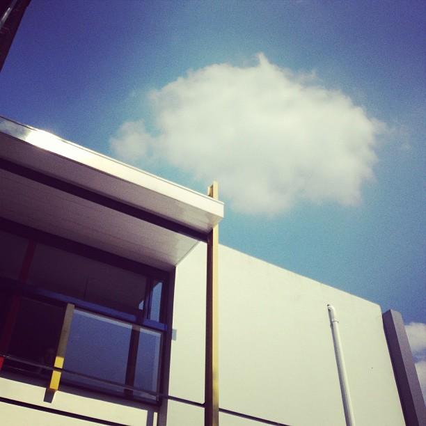 #rietveld (at Rietveld Schröderhuis | Rietveld Schröder House)