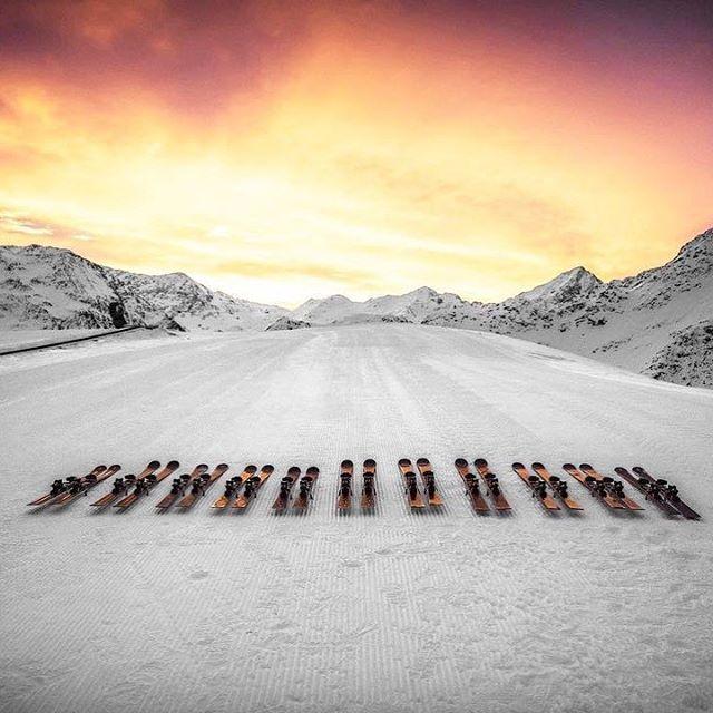 ZAI collection available @silversport.ch #glacier3000 #gstaadmylove #gstaad#zai #luxuryski