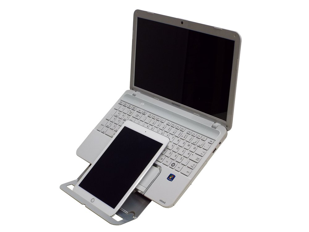 Premium laptop solution with Smart Set and Smart Doc system.