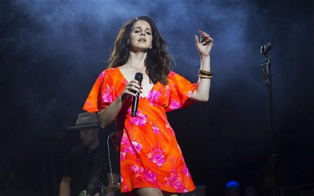 Lana Del Ray- Coachella 2014