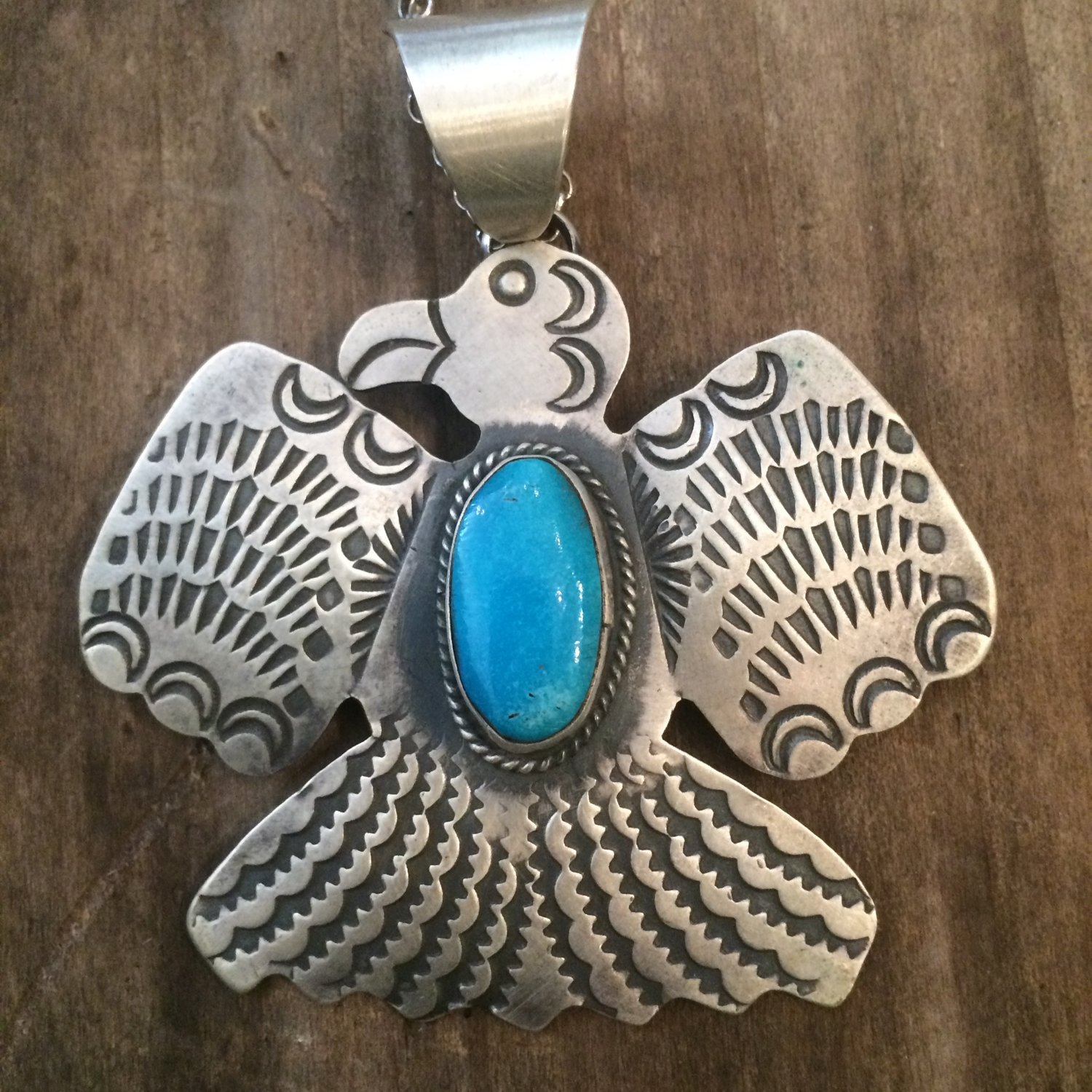 jr necklace pendant paulmichaeldesign eagle buy a handmade by ruger necklac williams phoenix custom hank to order made
