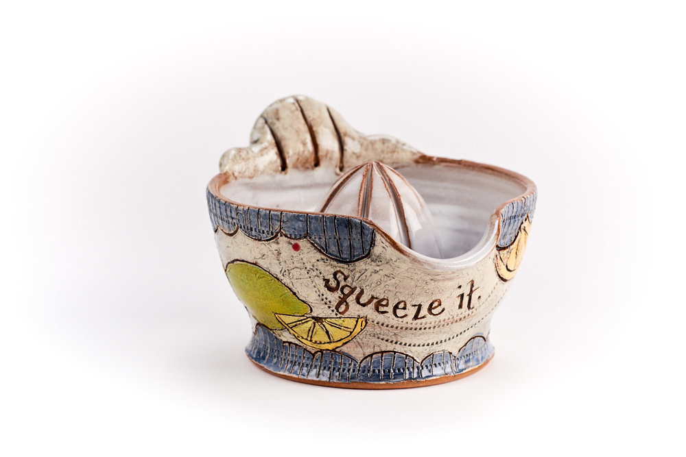 Pottery by Amanda Humphreys