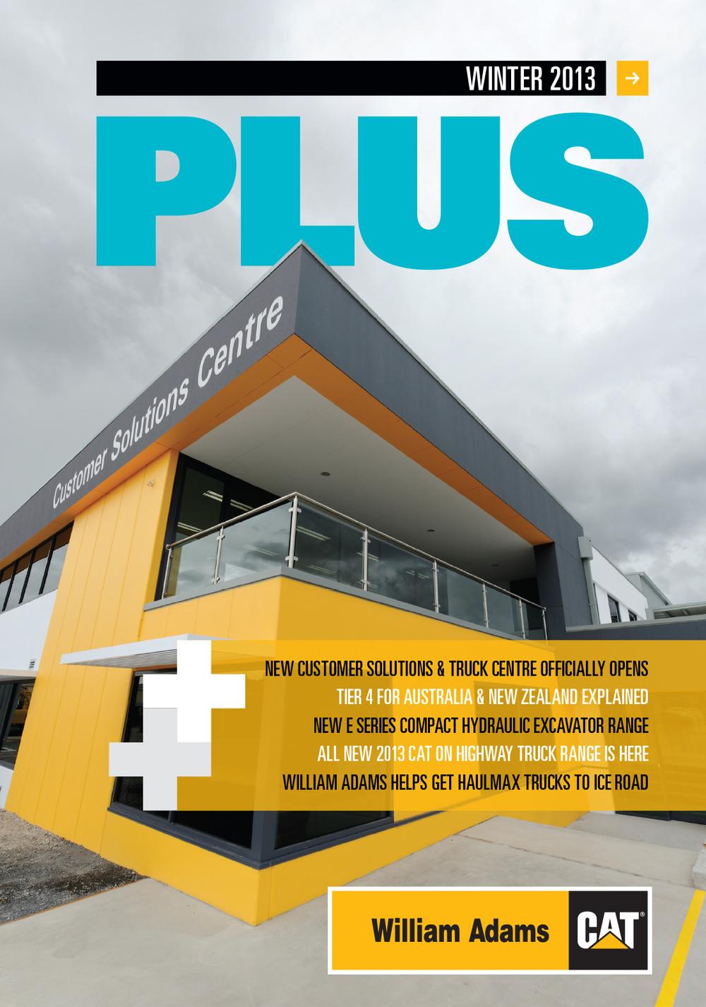 William Adams Plus Magazine_COVER_Winter 2013-1.jpg