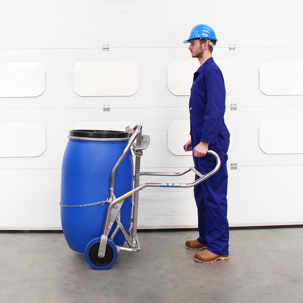 Drum & Barrel Trolley