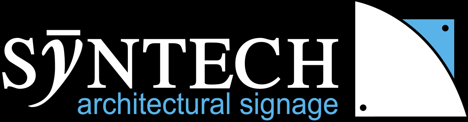 Syntech Architectural Signage