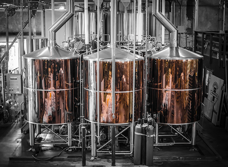 New 60 barrel brewhouse - JPG (Print) / JPG (Web)