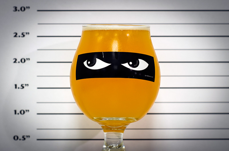 The Suspect Belgian Strong -  JPG (Print)  /  JPG (Web)