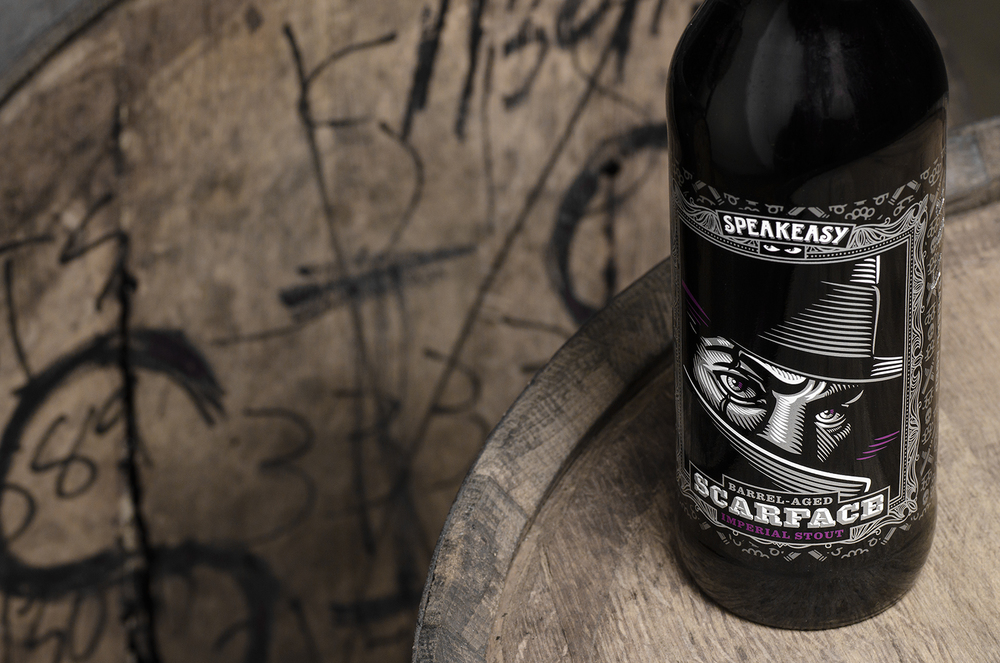 Barrel-Aged Scarface - JPG (Print) / JPG (Web)
