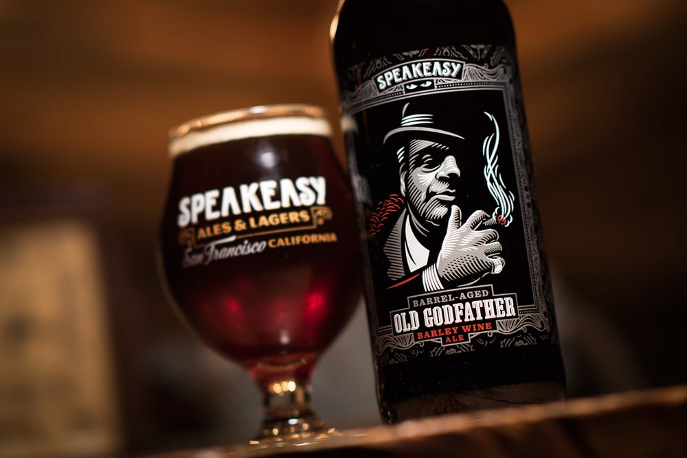 Barrel-Aged Old Godfather Barleywine - JPG (Print) / JPG (Web)