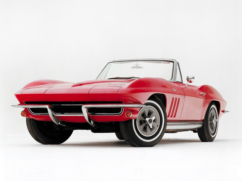 1966 Corvette Convertible...