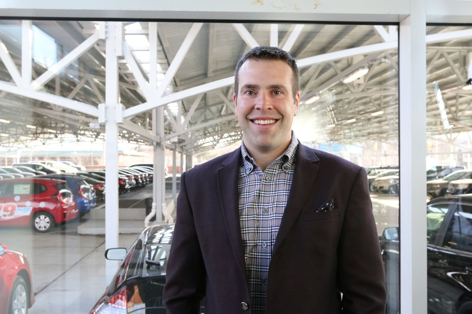 """[Opentrack] lets us be flexible with the way we want to do business. Everything runs through the system so we always have a customer's history at our fingertips which really helps with the experience."" -Trevor Gile, Operating Partner at Motorcars Cleveland"