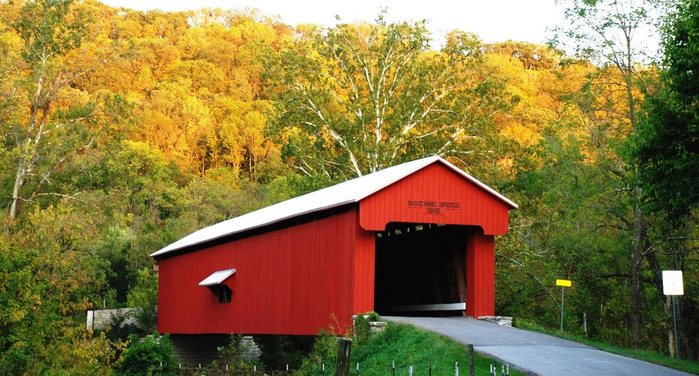 National Scenic Byway, Indiana