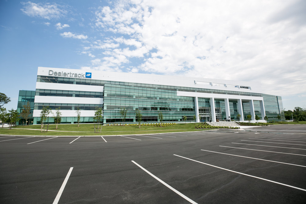 The new Dealertrack Headquarters will be home to 500+ team members.