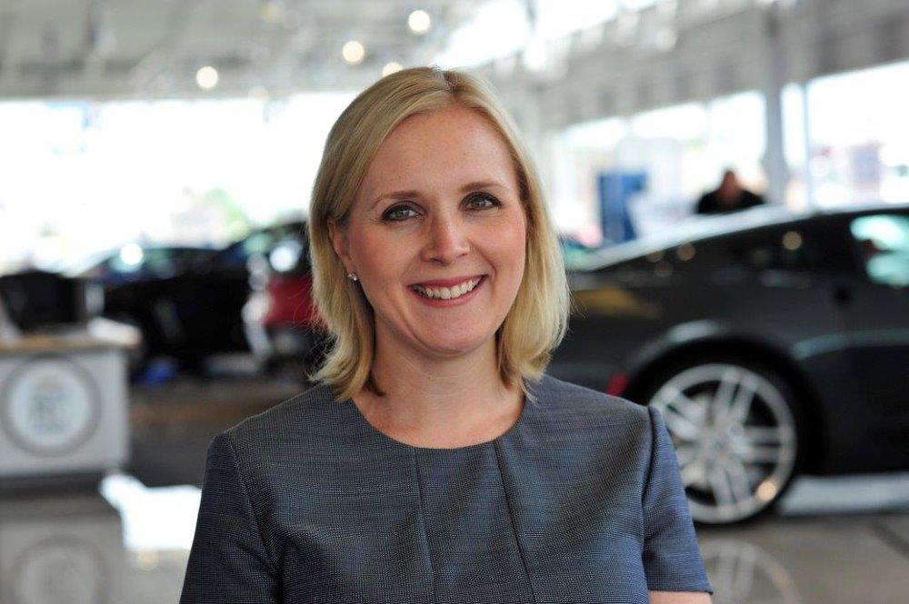 Kelly Webb Roberts, President of Webb Automotive