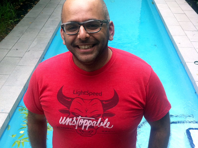 LightSpeedUnstoppableTshirt