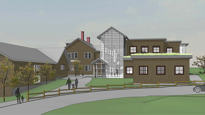 THE COMMON SCHOOL FUTURE RENOVATION + ADDITION