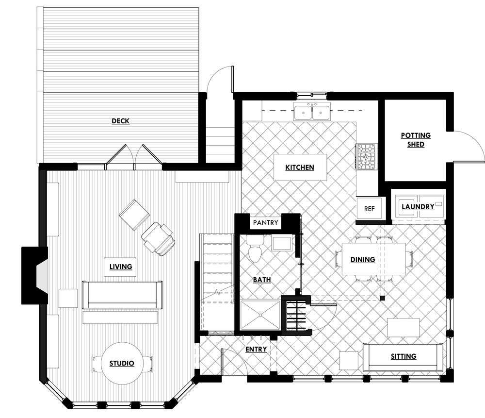 FLOOR PLAN: AFTER