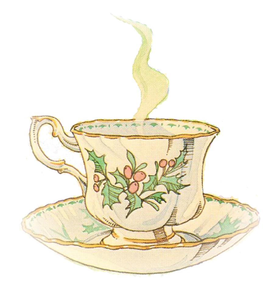 Cup of Tea Cup ALONE Transparent.png