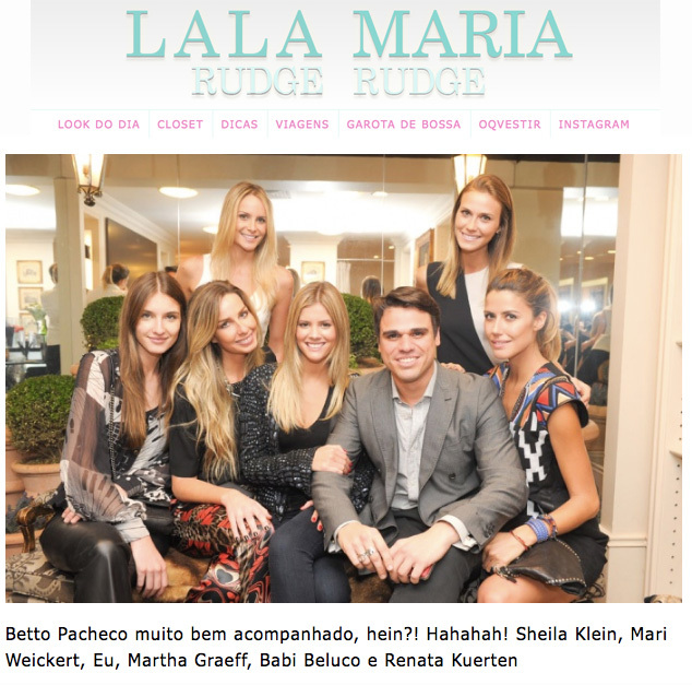 LALAROUDGE.COM.BR, JULY 2013