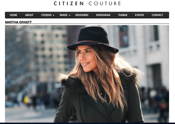 Citizen Couture, NYFW February 2014